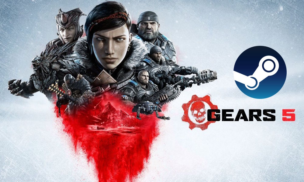 Gears 5 en Steam