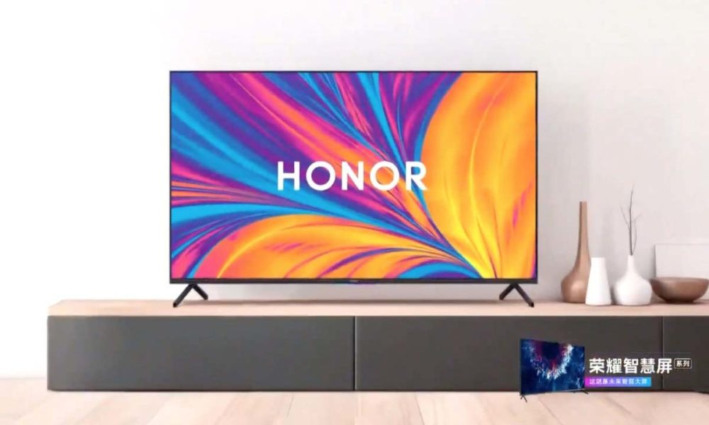 Honor Vision TV Harmony OS