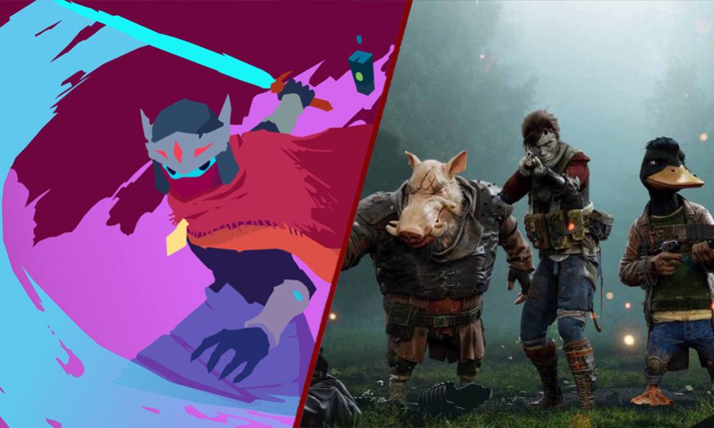 Hyper Light Drifter y Mutant Year Zero gratis Epic Games Store