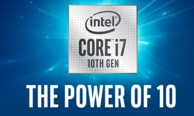 Intel presenta los procesadores Comet Lake de bajo consumo en proceso de 14 nm 110