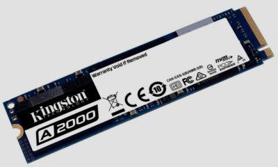 Kingston A2000, nueva SSD NVMe a precio de SATA 29