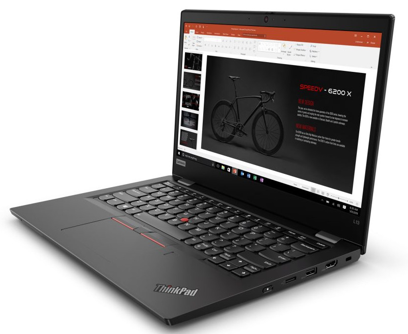 Lenovo presenta sus nuevos portátiles ThinkPad con Intel Comet Lake 37