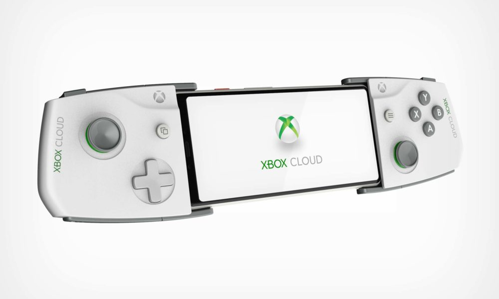 Microsoft Xbox Consola portátil XCloud