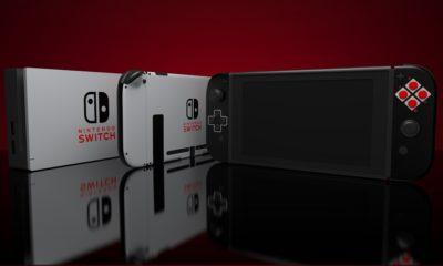 La nueva Nintendo Switch utiliza pantallas IGZO para mejorar la autonomía 86