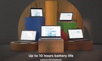 Nuevos Chromebooks de Lenovo