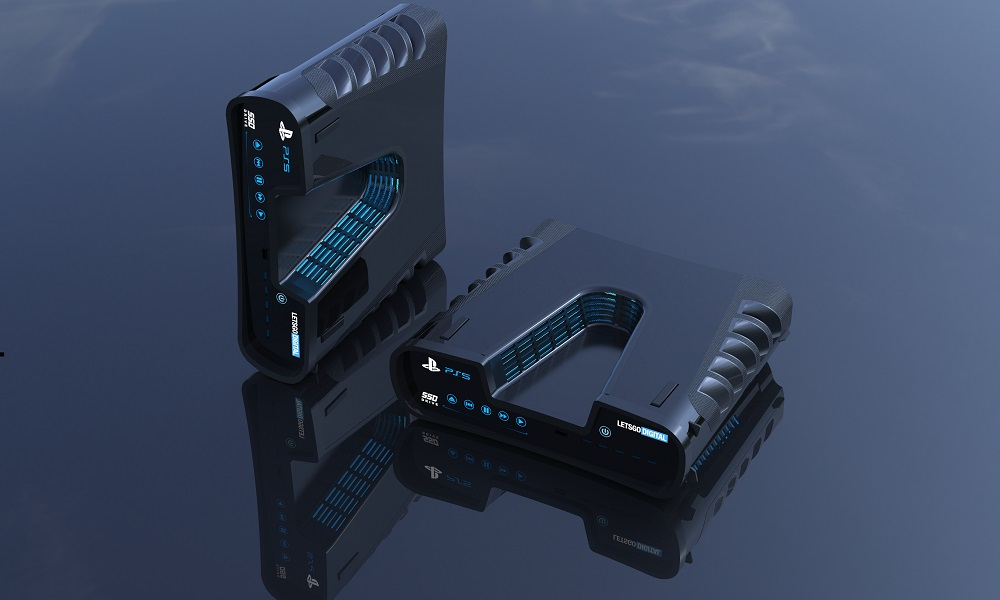 PS5 luce mucho mejor en estos renders realistas 30