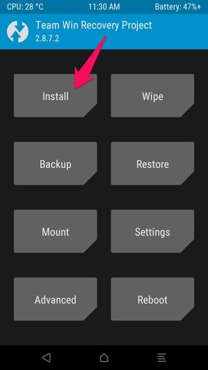 Cómo instalar una ROM Android personalizada y aprovechar sus ventajas 34