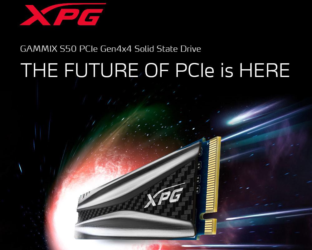 SSD PCIe 4
