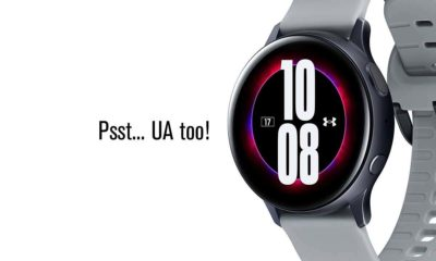 Samsung Galaxy Watch Active2 Under Armour Edición Especial