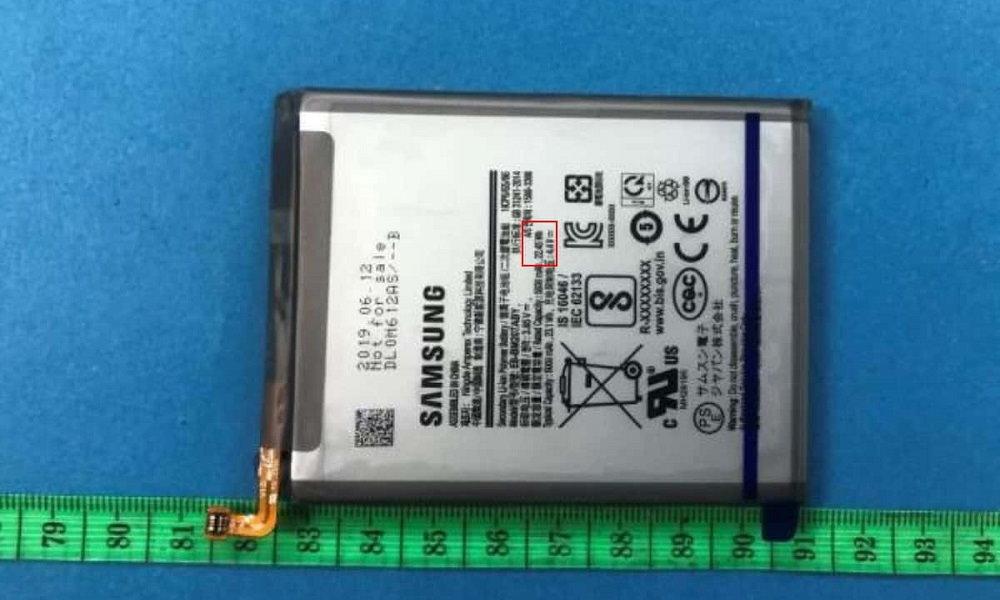 Samsung ha desarrollado baterías de mayor capacidad sin elevar su tamaño 30