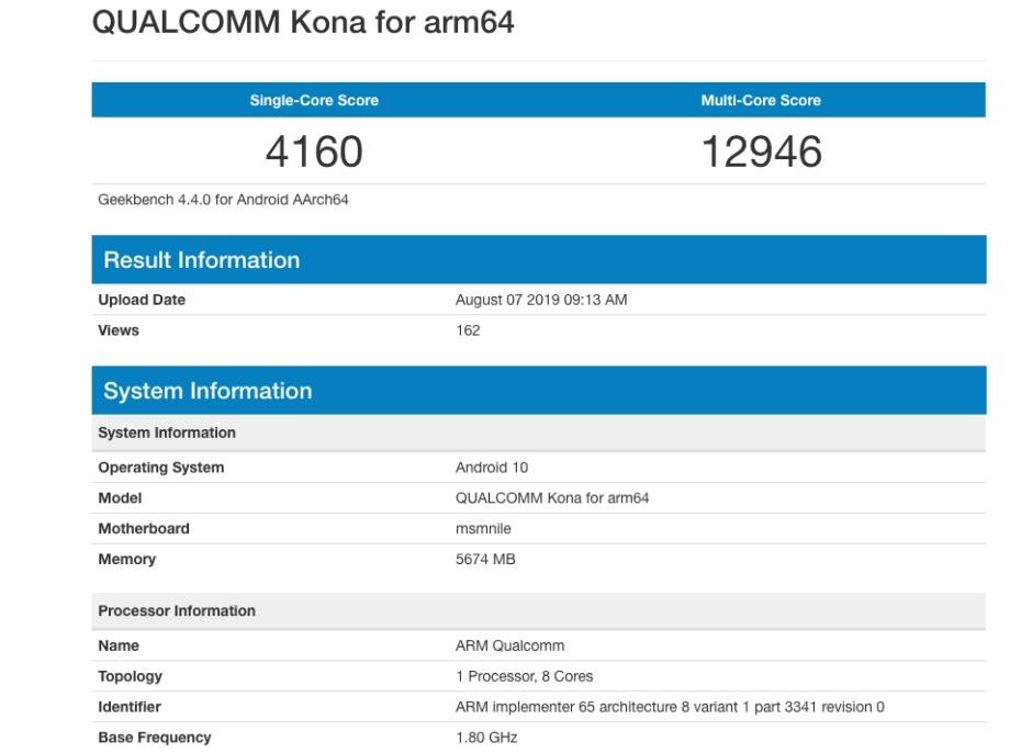 Rendimiento del Snapdragon 865, un chip que se convertirá en el corazón del Galaxy S11 31