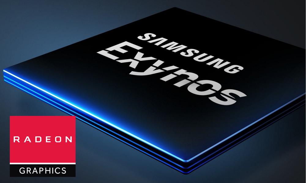 SoC Samsung con gráficos AMD