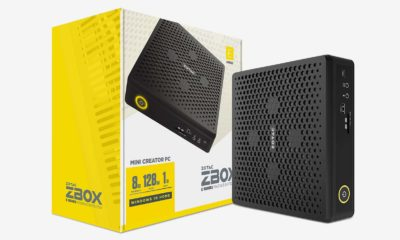 Zotac ZBOX Magnus E-Series Mini PC Compacto