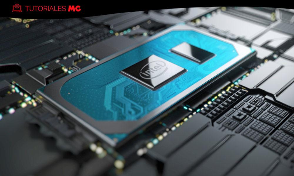 identificar los procesadores Intel Ice Lake