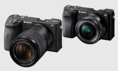 Sony A6600 y A6100, nuevas mirroless con sensor APS-C 63