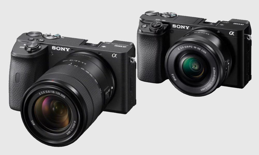 Sony A6600 y A6100, nuevas mirroless con sensor APS-C 29
