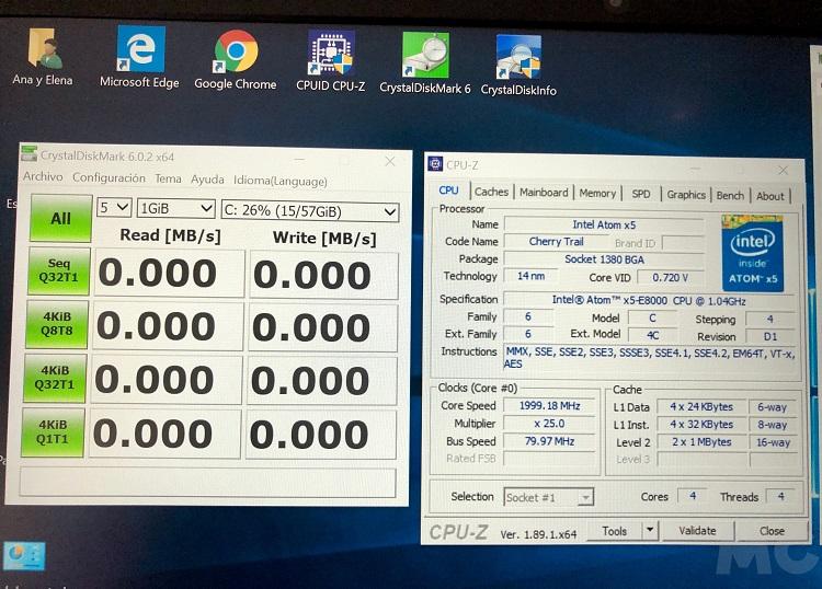 Chuwi HeroBook, análisis: un portátil barato y equilibrado 71