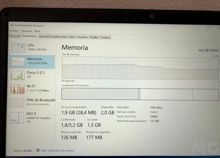 Chuwi HeroBook, análisis: un portátil barato y equilibrado 69