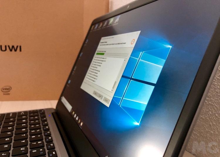 Chuwi HeroBook, análisis: un portátil barato y equilibrado 51