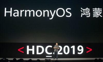 presentación de Harmony OS