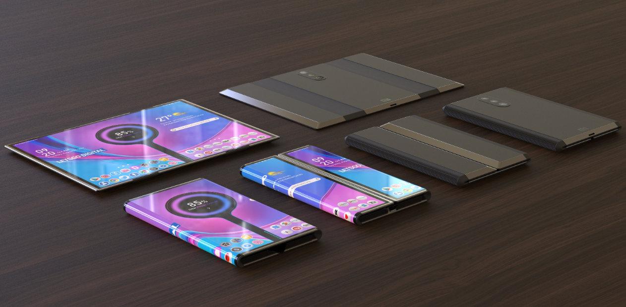 Así de chulo será el smartphone plegable de Xiaomi 31