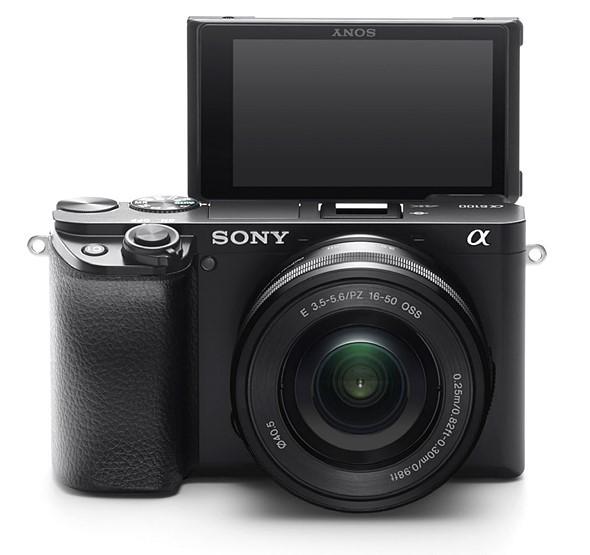 Sony A6600 y A6100, nuevas mirroless con sensor APS-C 33