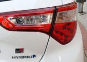 Toyota Yaris Hybrid GR Sport, pasos 50