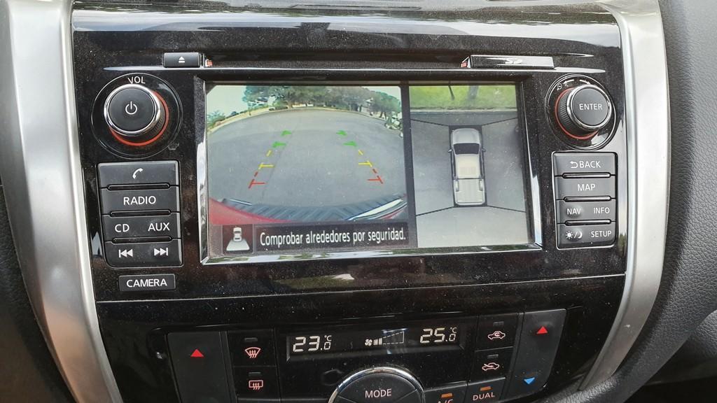 Nissan Navara Off-Roader AT32, rincones 47