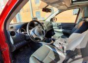 Nissan Navara Off-Roader AT32, rincones 107