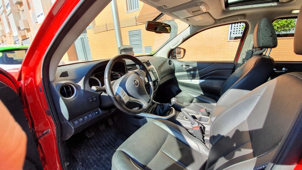 Nissan Navara Off-Roader AT32, rincones 43