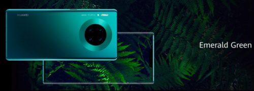 Huawei Mate 30 y Huawei Mate 30 Pro: especificaciones y precio 50