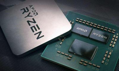 ventas de Ryzen 3000