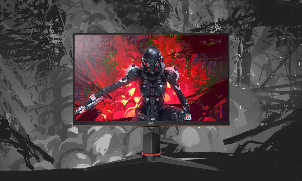 AOC G2 series Monitores gaming