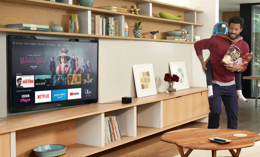 Amazon Fire TV IFA 2019
