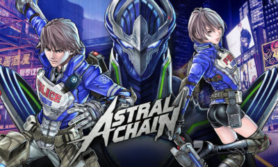 Análisis Astral Chain Review