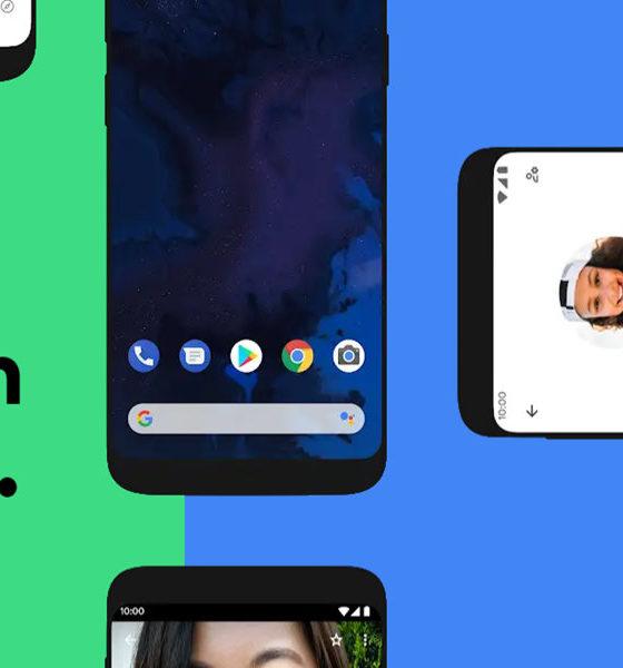 actualización de Android 10
