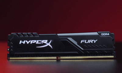 Análisis HyperX Fury DDR4 RAM Review