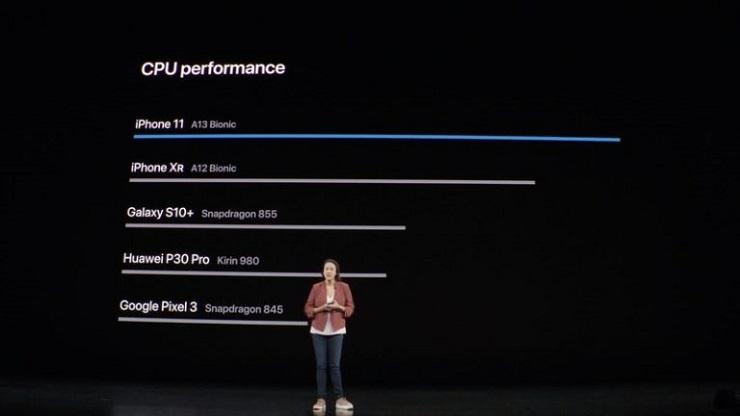Apple A13, una mirada al corazón del nuevo iPhone 11 30