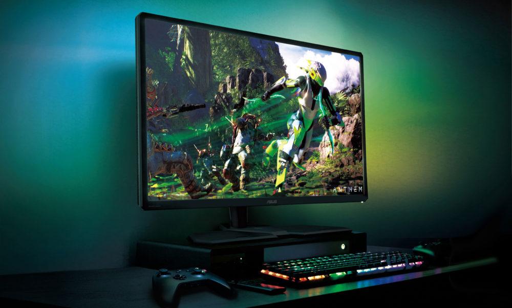 Asus CG32UQ Monitor Gaming Consolas
