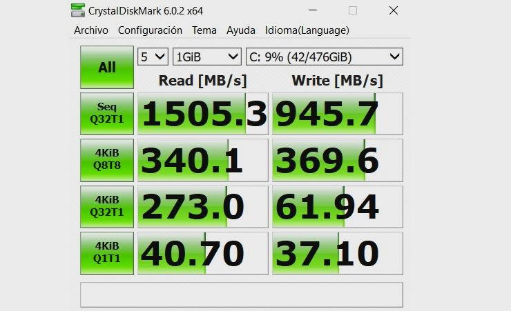 ASUS Rog Strix G531GT-BQ012, análisis: un portátil gaming que busca el equilibrio 60
