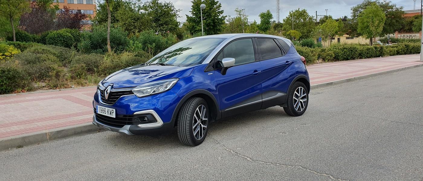 Renault Captur,