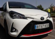 Toyota Yaris Hybrid GR Sport, pasos 109