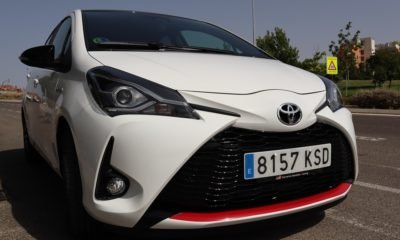 Toyota Yaris Hybrid GR Sport, pasos 30