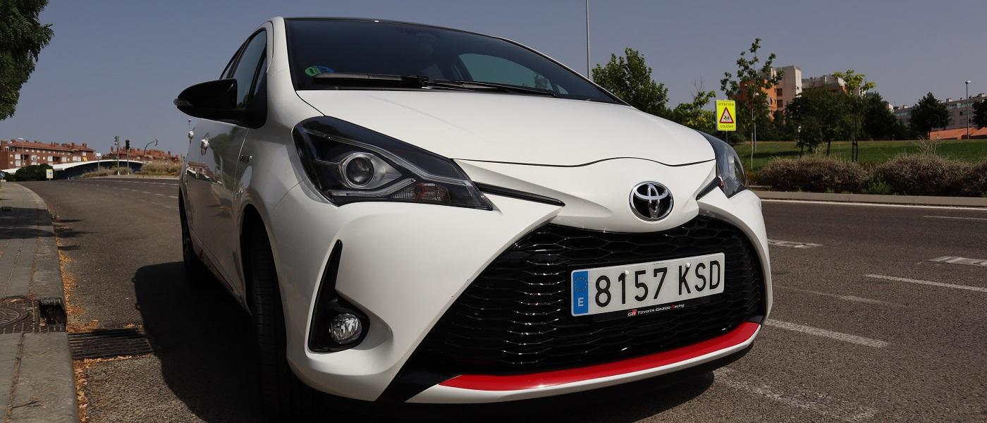 Toyota Yaris Hybrid GR Sport, pasos 35