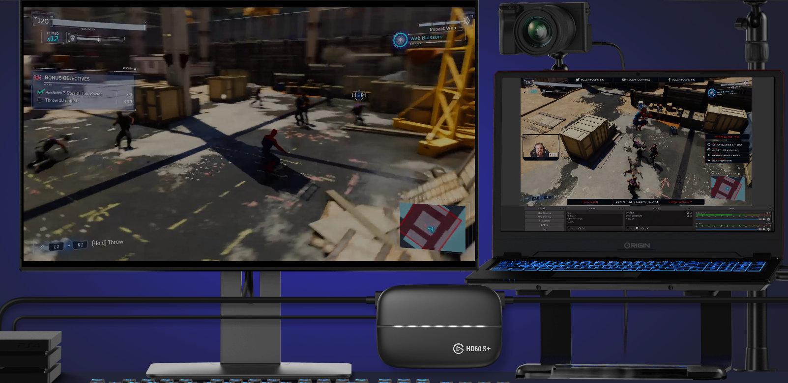 Elgato HD60 S+, una capturadora externa para jugar y crear 35