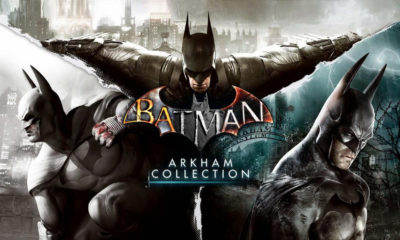 Epic Games Store Batman CollectionGratis