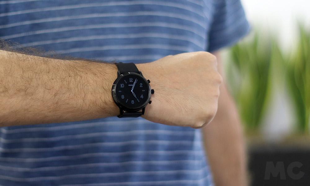 Fossil Gen 5 Carlyle HR Smartwatch, análisis 44