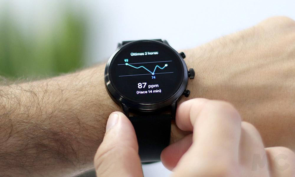 Fossil Gen 5 Carlyle HR Smartwatch, análisis 34