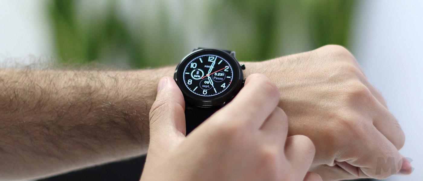 Fossil Gen 5 Carlyle HR Smartwatch, análisis 30