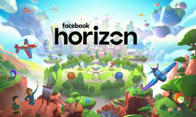 Facebook Horizon Oculus VR